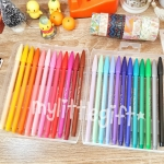 MONAMI Plus Pen 3000 : Set 24 Colors with box