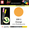 XBR-05 Orange - SAKURA Koi Brush Pen