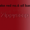 Liquid DC Lake Red No.6 Oil Based 50ml