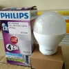หลอดไฟ LED E27 Bulb ขนาด 4W 220V Cool White PL (Philips)