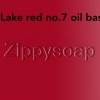 Liquid DC Lake Red No.7 Oil Based 50ml