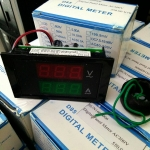 Digital Meter - LED 100A 80-300V