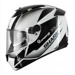 Shark Speed-R Tanker White/Black/Silver