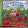 Sometimes I Like to Curl Up in a Ball (Paperback)