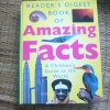 Reader's Digest Book of Amazing Facts
