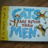 Cats Are Better Than Men