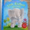 Little Elephant and Friends (Soft-to-Touch)