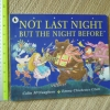 Not Last Night But the Night Before (Paperback)