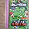 Angry Birds: Pig 'n' Mix Puzzle Book