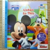 Disney Junior: Listen to This (Mickey Mouse Clubhouse - Story Reader/ Me Reader)