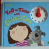 Tell the Time with Clickety Clock (Clock Book)