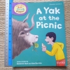 Read With Biff, Chip & Kipper: A Yak At the Picnic (First Stories Level 2)