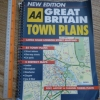 (AA) Great Britain Town Plans (New Edition, 1998)
