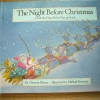 The Night Before Christmas (A Life-the-Flaps Rebus Pop-up Book)