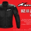 Alpinestars : HAZE Air Jacket : Black