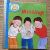 Read With Biff, Chip & Kipper: Missing! (First Stories Level 4)