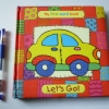 LET's GO! (My First Word Book) (Board Book)