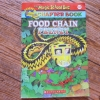 The Magic School Bus (A Science Chapter Book) 17: Food Chain Frenzy