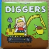 Let's Go: DIGGERS (Board Book)