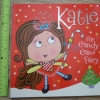 Katie the Candy Cane Fairy (paperback มีเขียนด้านใน)