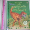 The Usborne Little Encyclopedia of Disonaurs (With Internet Links)