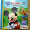 Disney Junior: Zookeeper Goofy (Mickey Mouse Clubhouse - Story Reader/ Me Reader)
