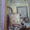 Treasures In Cross-Stitch (50 Projects Inspired By Antique Needlework)
