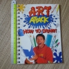 Art Attack: How to Draw (Paperback)