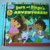 Dora and Diego's Adventures (3 Books in 1)