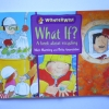 Wonderwise: What If? (A Book about Recycling)