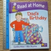 Read At Home 1c: Dad's Birthday