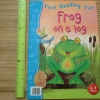Frog on a Log (First Reading Fun)