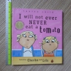 I Will Not Ever NEVER Eat a Tomato (Paperback)