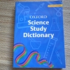 Oxford Science Study Dictionary (Tested in School)