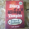 Diary of a Wimpy Vampire: Prince of Dorkness (The Second Horrible Year)