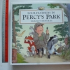 Four feathers in Percy's Park (สื่อผสม)