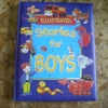 Illustrated Stories For BOYS (ปกนวม)