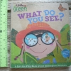 What Do You See? (Little Green Books)