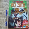 3-D Thrillers!: BIG CATS: An Amazing Jungle Animals