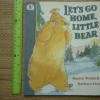 Let's Go Home, Little Bear (Paperback)