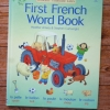 First FRENCH Word Book (Usborne Farmyard Tales)