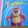 Toy Story 3: TOY TIME (Board Book)
