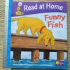 Read At Home 1a: Funny Fish (Paperback)