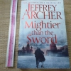 Mightier Than The Sword (Trade Paperback)