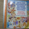 Dates And Meanings of Religious And Other Festivals (Incorporating a Calendar For the Five Years 1993-1997)