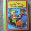 My Jolly Time Story Book (Vintage/ Rare Book)