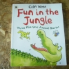 Fun In the Jungle (Three Hilarious Animal Stories)