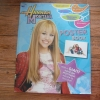 Hannah Montana Poster Book (with Poster)