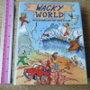Wacky World (facts to make Your Hair Stand on the End!)