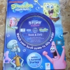 SpongeBOB SquarePants story Vision (Includes 4 Animated Stories/ Book and DVD)
